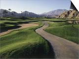 La Quinta Golf Course, California, USA Posters