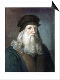 Leonardo Da Vinci Prints by  Leonardo da Vinci