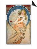 Mucha: Poster, 1898 Prints by Alphonse Mucha