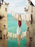 Mediterranean Posters by Marta Orlowska