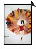 Polish Circus Poster, 1968 Posters by Maciej Urbaniek