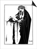 Wilde: Salome Prints by Aubrey Beardsley