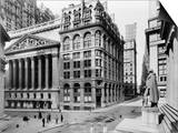 Stock Exchange, C1908 Prints by Irving Underhill