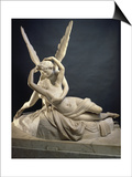 Amour et Psyche Posters by Antonio Canova