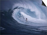 Surfer Surfing Posters