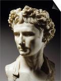 Augustus, 63 BC-14 AD, Roman emperor Prints