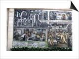 Diego Rivera: Detroit Print by Diego Rivera