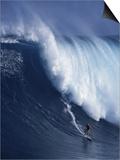 Peahi Maui, Hawaii, USA Posters
