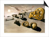 Dali: Spectre/Soir, 1930 Prints by Salvador Dalí