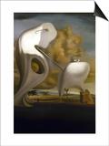 Dali: Angelus, 1933 Print by Salvador Dalí