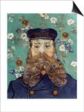 Van Gogh: Postman, 1889 Posters by Vincent van Gogh