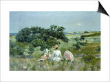 Chase: Fairy Tale, 1892 Prints by William Merritt Chase