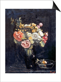 Derain(1880-1954): Roses Poster by Andre Derain