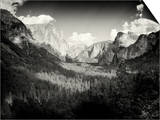 Yosemite Valley, California. Shot in Color and Made B& W Using Silver Efex Pro. Prints by Jon A. Soliday