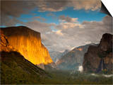 Tunnel Overlook, One of the Most Famous Views in All of the National Parks Prints by Ian Shive