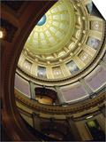 State Capitol, Lansing, Michigan, USA Posters