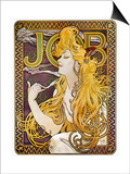 Mucha: Cigarette Papers Posters by Alphonse Mucha