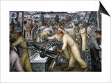 Diego Rivera: Detroit Posters by Diego Rivera