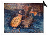 Van Gogh: The Shoes, 1887 Prints by Vincent van Gogh