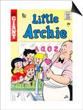 Archie Comics Retro: Little Archie Comic Book Cover No.11 (Aged) Prints by Bob Bolling