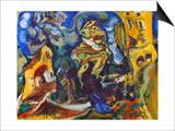 Chaim Soutine (1893-1943) Prints by Chaim Soutine