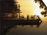 Golden Pond Prints by Jody Miller