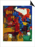 Hofmann: Golden Blaze Prints by Hans Hofmann