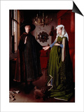 The Arnolfini Portrait Prints by  Jan van Eyck
