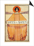 Votes For Women, 1911 Prints