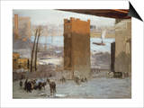 Lone Tenament Prints by George Bellows