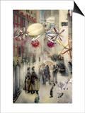 Evergood: Street Scene Posters by Philip Evergood