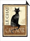 Le Chat Prints by Veronique Charron