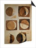 Galileo: Moon Prints by Galileo Galilei