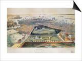 Boston, 1850 Prints by John Bachmann