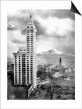 Seattle, WA Prints by Asahel Curtis