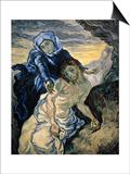 Pieta Posters by Vincent van Gogh