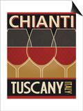 Chianti Prints by  Pela