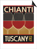 Chianti Prints by Pela Studio