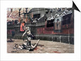 Gerome: Gladiators, 1874 Poster by Jean Leon Gerome