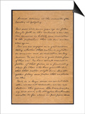 Gettysburg Address Prints by Abraham Lincoln