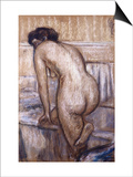 The Bath Posters by Edgar Degas