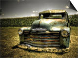 Chevy Truck Prints by Stephen Arens