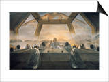 Dali: Last Supper, 1955 Print by Salvador Dali