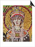 Theodora (C508-548) Posters