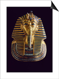 Tutankhamen: The Gold Mask Prints