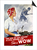 World War Ii Poster Prints