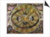 Copernican Universe Prints