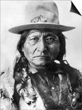 Sitting Bull (1834-1890) Poster