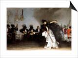 El Jaleo Posters by John Singer Sargent