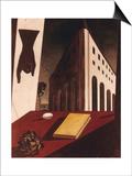 Torina Printaniere Prints by Giorgio De Chirico